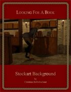Looking For A Book : Stockart Background