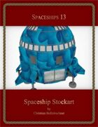 Spaceships 13 : Spaceship Stockart