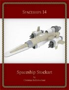 Spaceships 14 : Spaceship Stockart