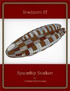 Spaceships 15 : Spaceship Stockart