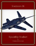 Spaceships 16 : Spaceship Stockart