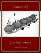 Spaceships 17 : Spaceship Stockart