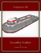 Spaceships 18 : Spaceship Stockart