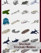Spaceship Stockart 2 [BUNDLE]