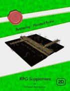 Battlemap : Flooded Ruins