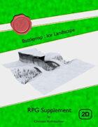 Battlemap : Ice Landscape