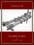 Spaceships 19 : Spaceship Stockart