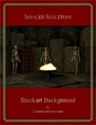 Impaled Skeletons : Stockart Background