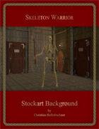 Skeleton Warrior : Stockart Background