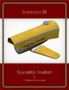 Spaceships 20 : Spaceship Stockart