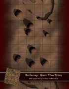Battlemap : Giant Claw Prints