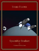 Strike Fighter : Spaceship Stockart