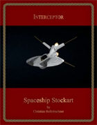Interceptor : Spaceship Stockart
