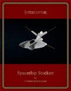 Interceptor : Spaceship Stockart