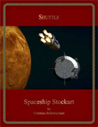 Shuttle : Spaceship Stockart