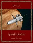 Courier : Spaceship Stockart