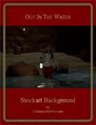 Out In The Water : Stockart Background