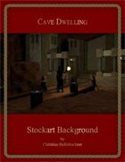Cave Dwelling : Stockart Background