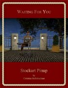Waiting For You : Stockart Pinup