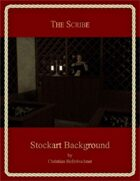 The Scribe : Stockart Background