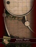 Battlemap : Hill Fort