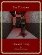 The Corridor : Stockart Pinup