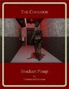 The Corridor : Stockart Pinup