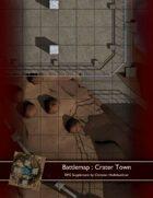 Battlemap : Crater Town