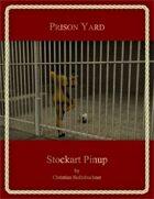 Prison Yard : Stockart Pinup