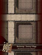 Battlemap : Swamp Village