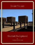 Swamp Village : Stockart Background