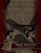 Battlemap : Rock Formation