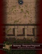 Battlemap : Overgrown Fairground