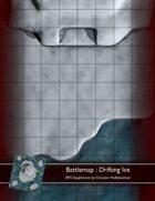 Battlemap : Drifting Ice