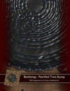 Battlemap : Petrified Tree Stump