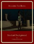 Roaming The Ruins : Stockart Background
