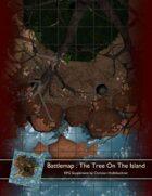 Battlemap : The Tree On The Island