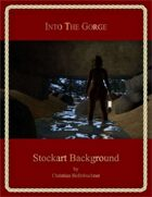 Into the Gorge : Stockart Background