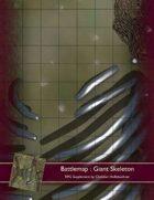 Battlemap : Giant Skeleton