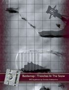 Battlemap : Trenches In The Snow