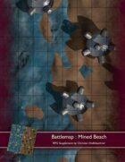 Battlemap : Mined Beach