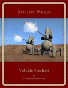 Artillery Walker : Vehicle Stockart