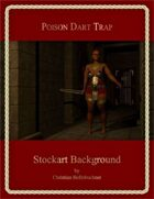 Poison Dart Trap : Stockart Background