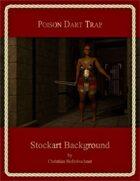 Poison Dart Trap : Stockart Background