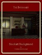 The Infirmary : Stockart Background