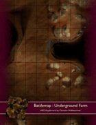 Battlemap : Underground Farm
