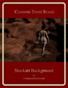 Climbing Those Stairs : Stockart Background