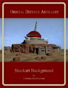 Orbital Defence Artillery : Stockart Background