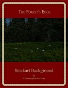 The Forest's Edge : Stockart Background
