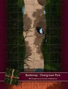Battlemap : Overgrown Park